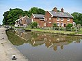 Tyrley Lock Cottages - geograph.org.uk - 827911.jpg