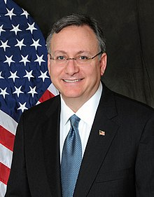 U.S. Ambassador to Singapore David Adelman official photo.jpg