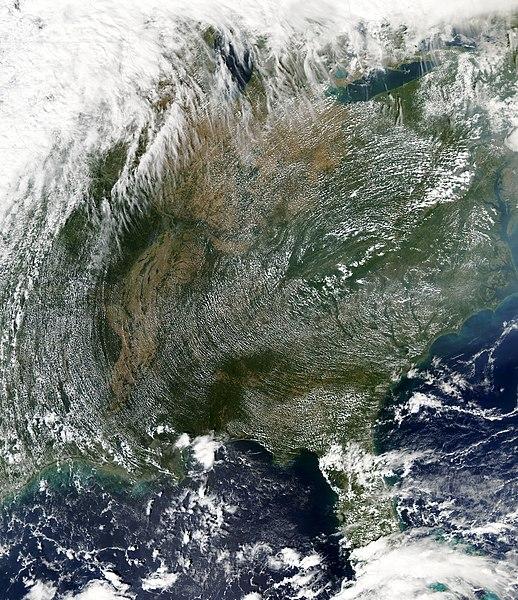 File:U.S. High Pressure clouds sept 23 2010 1905Z.jpg