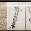 U2 Museumsquartier Kunst Bahnsteig 1 Zeichnung 07 Der Lebensbaum.jpg
