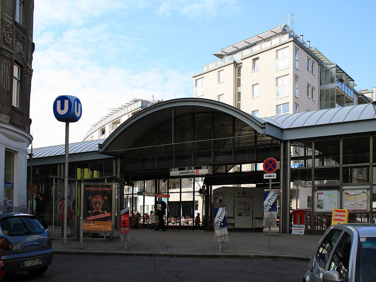 U Bahn Station Johnstraße Wikipedia