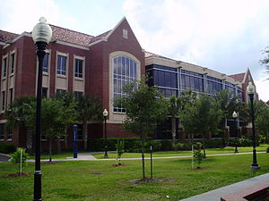 George A. Smathers Libraries - Library West