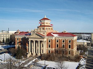 University of Manitoba - Image: U Manitoba Administration Building