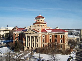 University of Manitoba - University of Manitoba Administration Building.