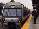 UP Express at Weston P6143108.jpg