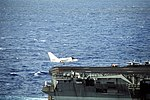US-3A Viking of VRC-50 landing in USS Abraham Lincoln (CVN-72) 1993.JPEG