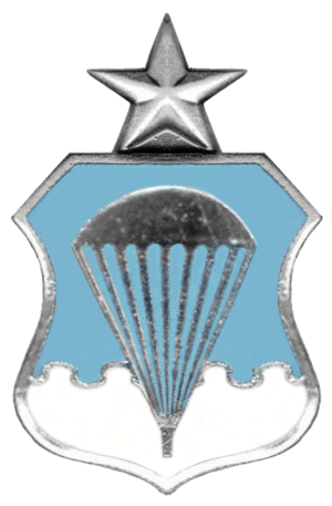 Parachutist Badge (United States) - Senior Parachutist Badge