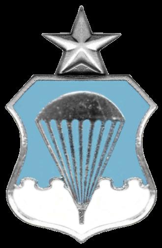 Parachutist Badge (United States) - Senior Parachutist Badge