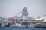 USAV Saltillo(BD-6802) left rear view at Port of Yokohama April 28, 2018 01.jpg