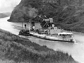USS Kearsarge as crane ship AB-1 transiting Panama canal.jpg