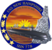 USS New Hampshire SSN-778 Crest.png