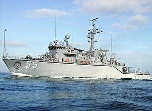 USS Oriole, 2003