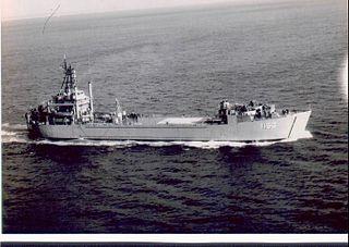 USS <i>Waldo County</i> (LST-1163)