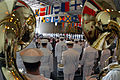 US Navy 040514-N-0380T-019 The Navy Region Northwest Band prepares to play ruffles and flourishes as the official party makes their entrance.jpg