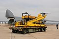 US Navy 050805-N-3672K-089 Sailors assigned to the U.S. Navy's Deep Submergence Unit (DSU) Unmanned Vehicle (UMV) Detachment, located at Naval Air Station North Island, Calif., make preparations to load a Super Scorpio.jpg