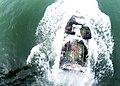 US Navy 100928-N-7508R-164 Marines exit the well deck of USS Bataan (LHD 5).jpg