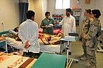 US Navy mentors Afghan national army medics DVIDS413960.jpg
