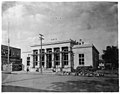 US Post Office being built in Kinston, NC. Date of this photo is 2 August 1915. From Coble's Art Studio Photograph Collection, PhC.190, State Archives of North Carolina. (9617353868).jpg