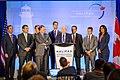 US congressional delegation at HISF 2014.jpg