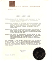 Ukrainian Independence Mayor Proclamation 1974.png