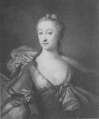 Ulrika Juliana Henrietta Wachtmeister af Johannishus, 1722-1776
