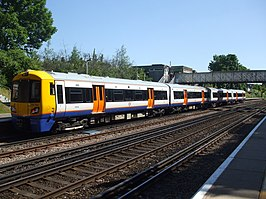 Unit 378146 at Brockley.JPG