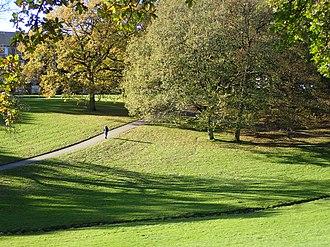Carl Theodor Sørensen - Image: Universitetsparken (efterår) 02