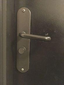 University Door Handle