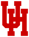 University of Houston's classic athletics logo