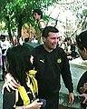 Unknown former player of C.A. Peñarol 2011.jpg