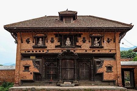 Unmanta Bhairav Temple, Panauti, Kavrepalanchowk.jpg