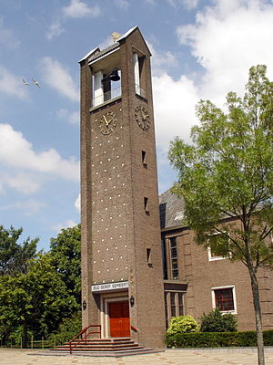 Old-Reformed Congregations in the Netherlands
