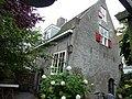 Utrecht Rijksmonument 450318 huizen voorm. kloosterschuur A.Dolesteeg 10.JPG