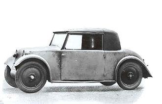 Tatra V570 - Tatra V570 first prototype