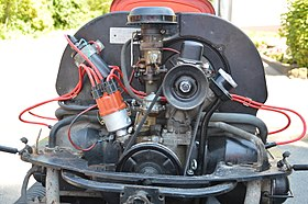 volkswagen air cooled engine wikipedia  overview
