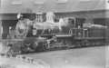 V class steam locomotive no 132, 2-6-2 type ATLIB 257730.png
