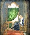 Valentine de Milan pleurant la mort de son époux Louis d Orléans assassiné en 1407 par Jean duc de Bourgogne-Fleury François Richard-MBA Lyon 2014-02.jpeg