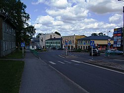 Valga City Center