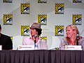 Vampire Diaries Panel at the 2011 Comic-Con International (5985753646).jpg