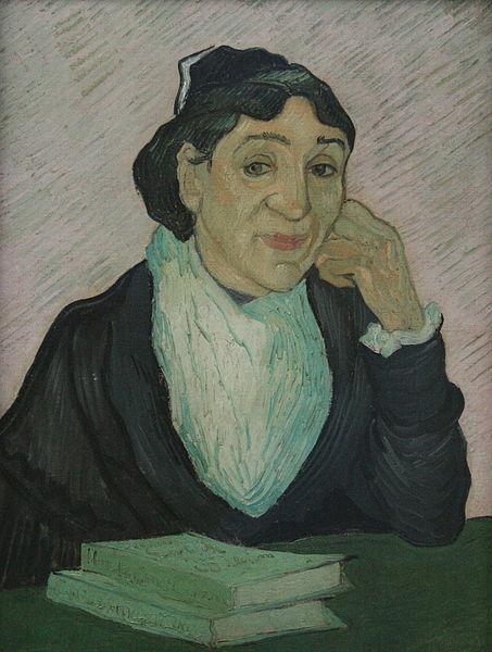 File:Van Gogh - L'Arlésienne.jpg