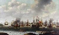 Van Soest, Attack on the Medway.jpg