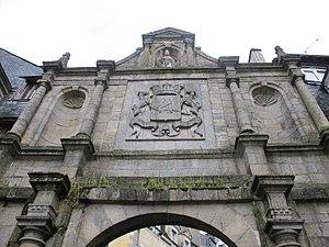 Saint-Vincent Gate - Image: Vannes porte 01