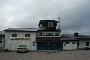 Aeropuerto de Vardø-Svartnes
