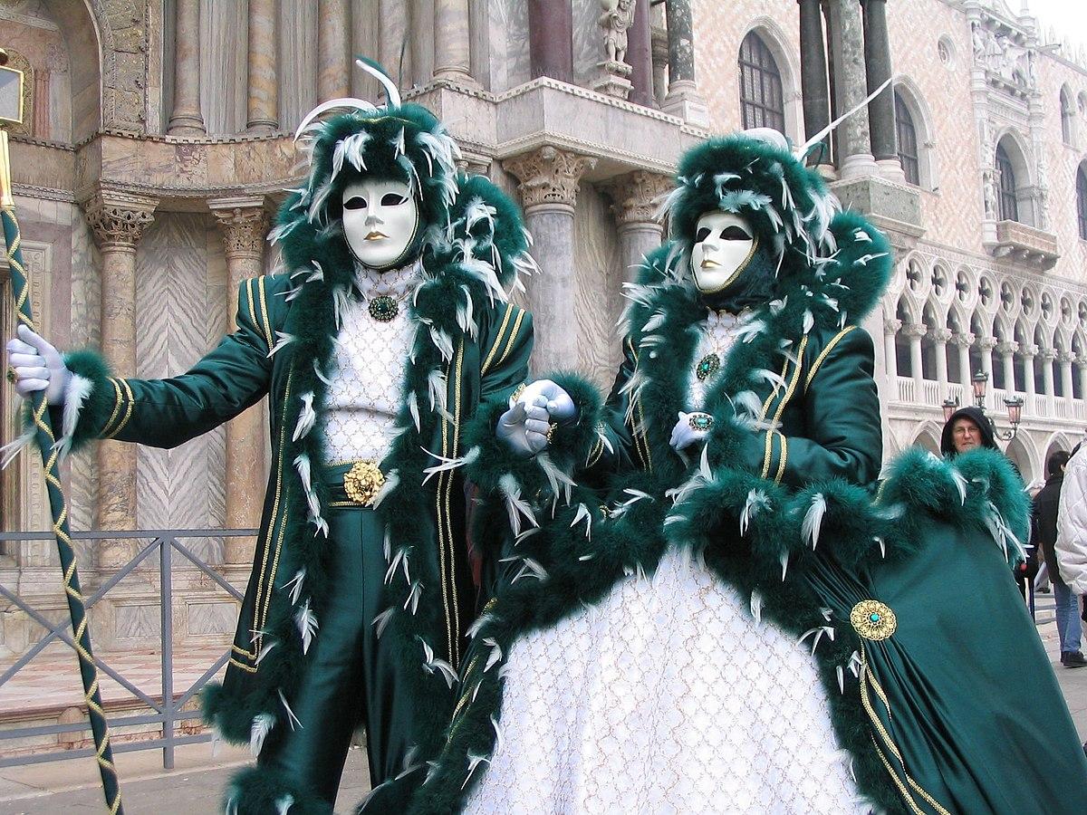scegli autentico stile moderno stile romanzo Carnevale di Venezia - Wikipedia