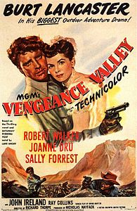Px Vengeance Valley Poster