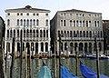 Venice - Palazzo Loredan & Palazzo Farsetti crop.JPG