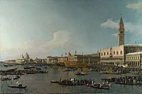 Venice The Basin of San Marco on Ascension Day.jpg