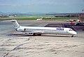 Venus Airlines MD-82; SX-BBW@ZRH;08.04.1995 (6470903255).jpg