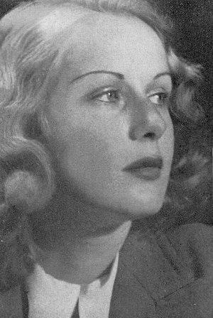 Vera Carmi - Vera Carmi in 1941