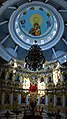 Vertical Panorama of Interior of Orthodox Church - Poltava - Ukraine (42920313755).jpg